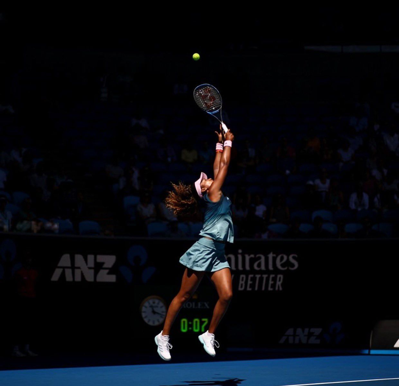 Ao 2019 Tennis Players Female Naomi Osaka