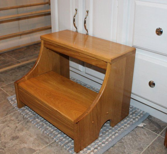 Terrific Heavy Duty Wooden Kitchen Step Stool Toddler Stool Cats Ibusinesslaw Wood Chair Design Ideas Ibusinesslaworg