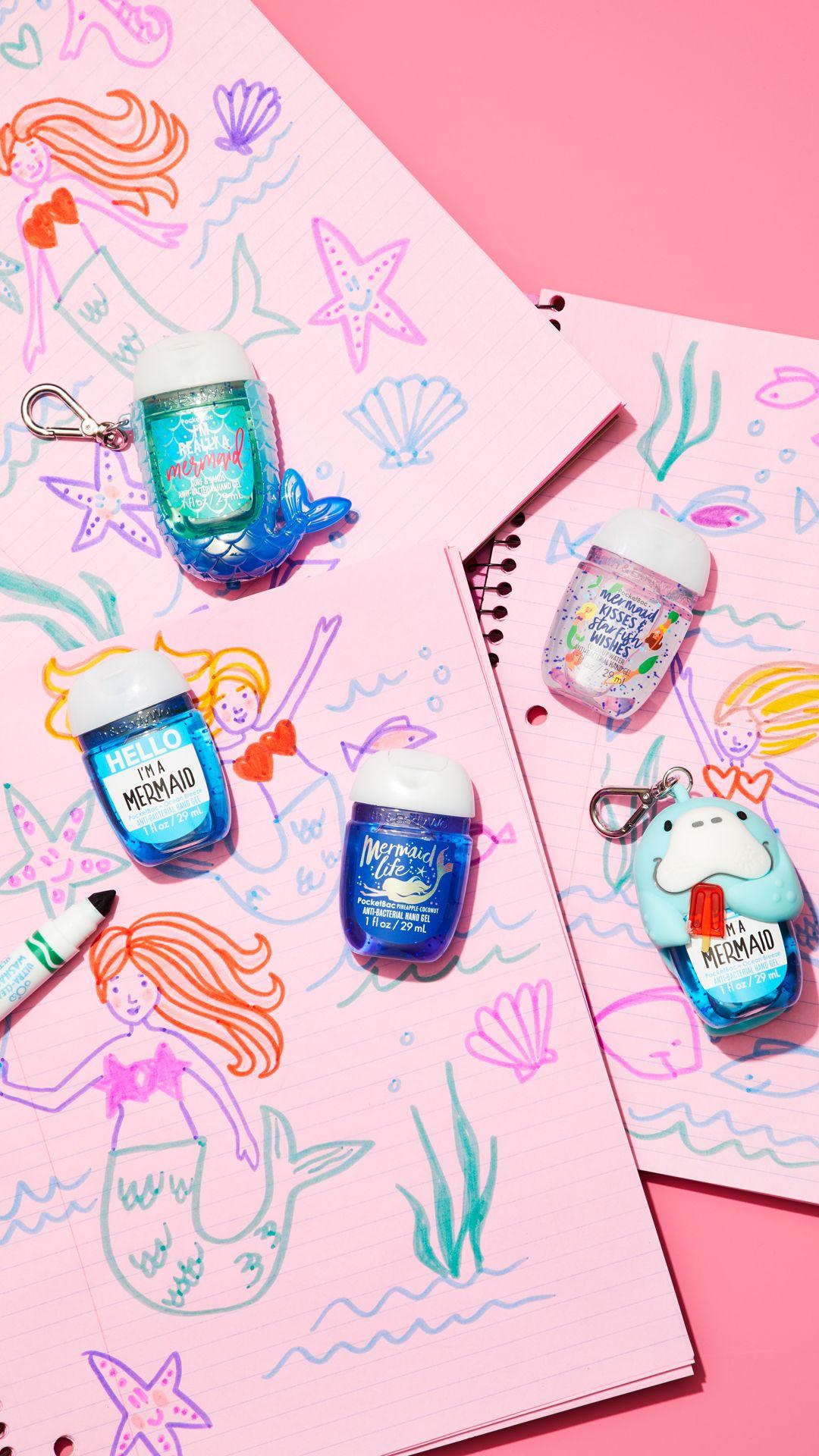 Mermaid Essentials For The School Year Bath N Body Works Bath