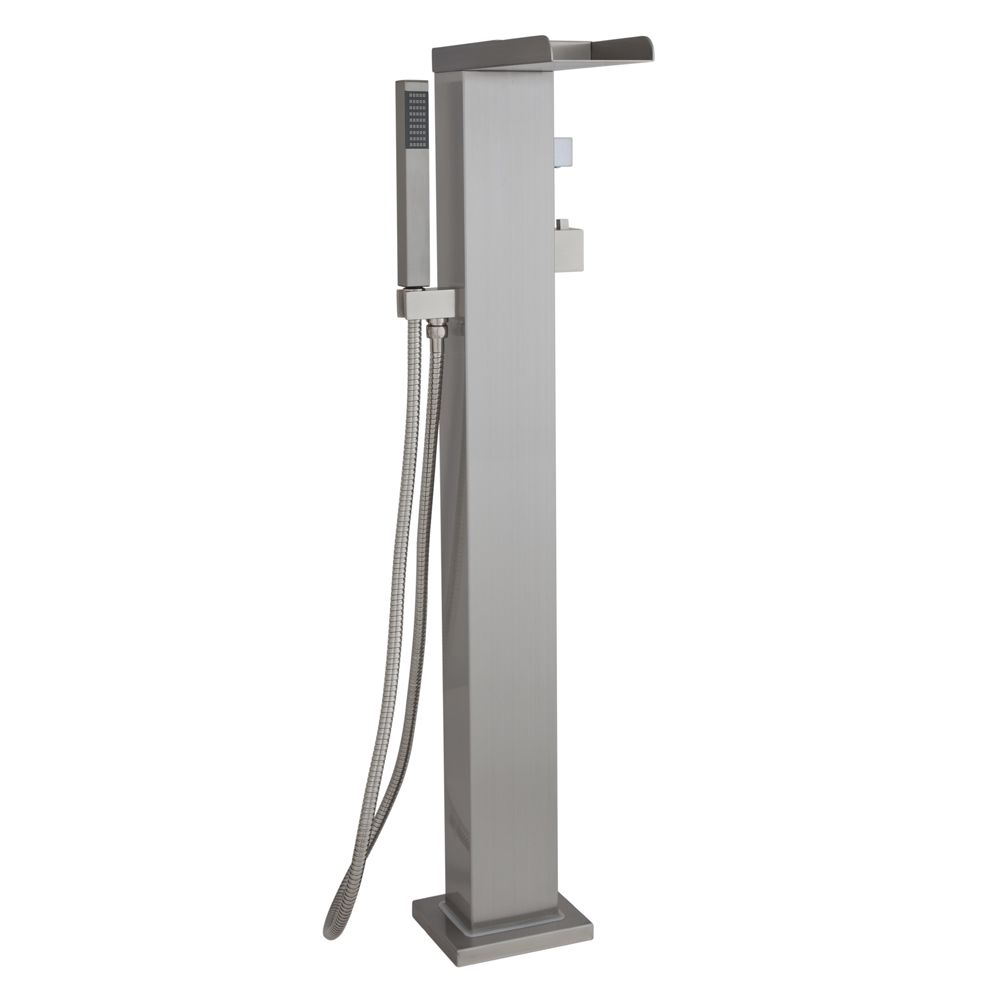 Thermostatic Freestanding Tub Filler - 36-1/2\