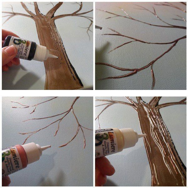 diy decor ideas home decor button tree crafts work modern - Diy Home Design Ideas