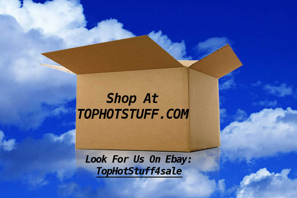Free Shipping in the Continental USA. http//tophotstuff