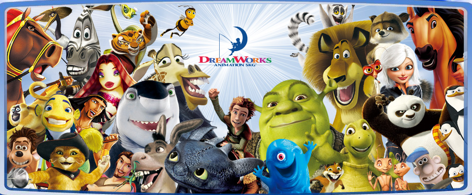 DreamWorks Animation Sets 5-Year Distribution Deal with 20th ...