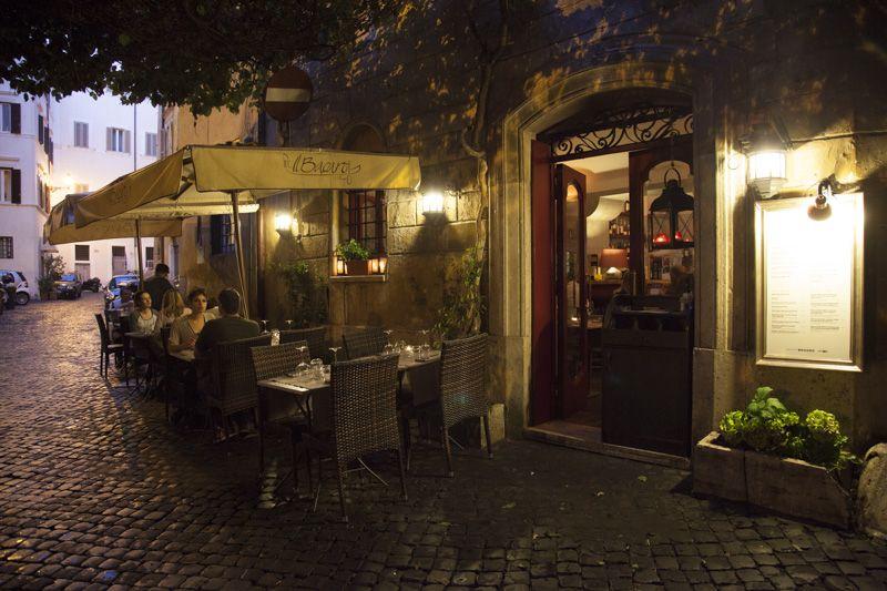 Il Bacaro Super lekker restaurantje in rustig straatje in ...