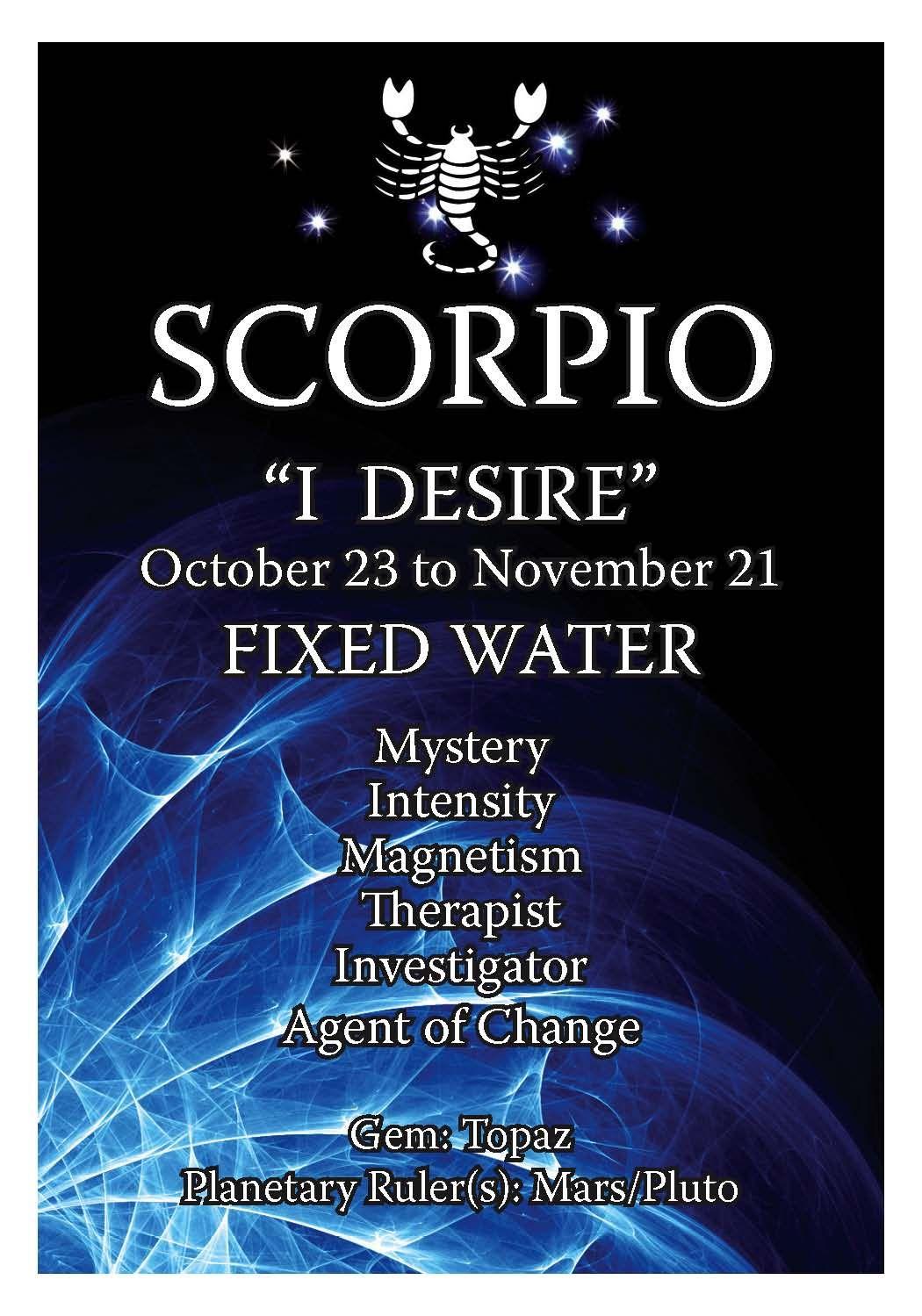Images of Scorpio - Bing Images | Scorpio Frame Of Mind | Scorpio