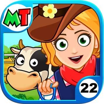 Pin by Mariam Ahmed Salem on Games Apps Town games, Farm