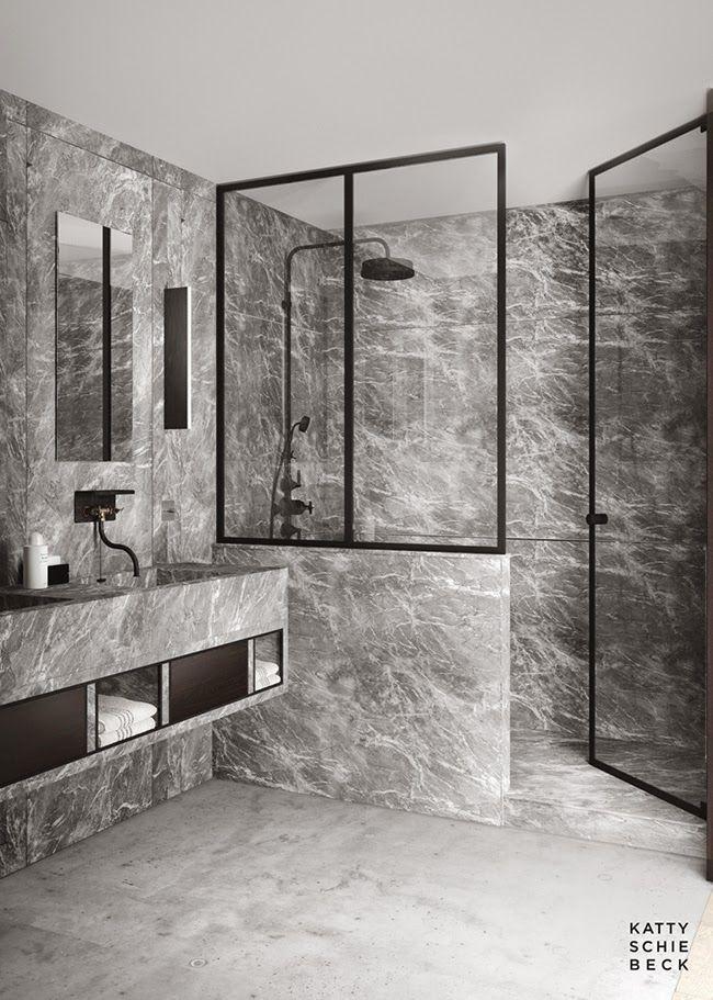 Somewhere I would like to live Passeig de Concepció, Barcelona - salle de bains design photos