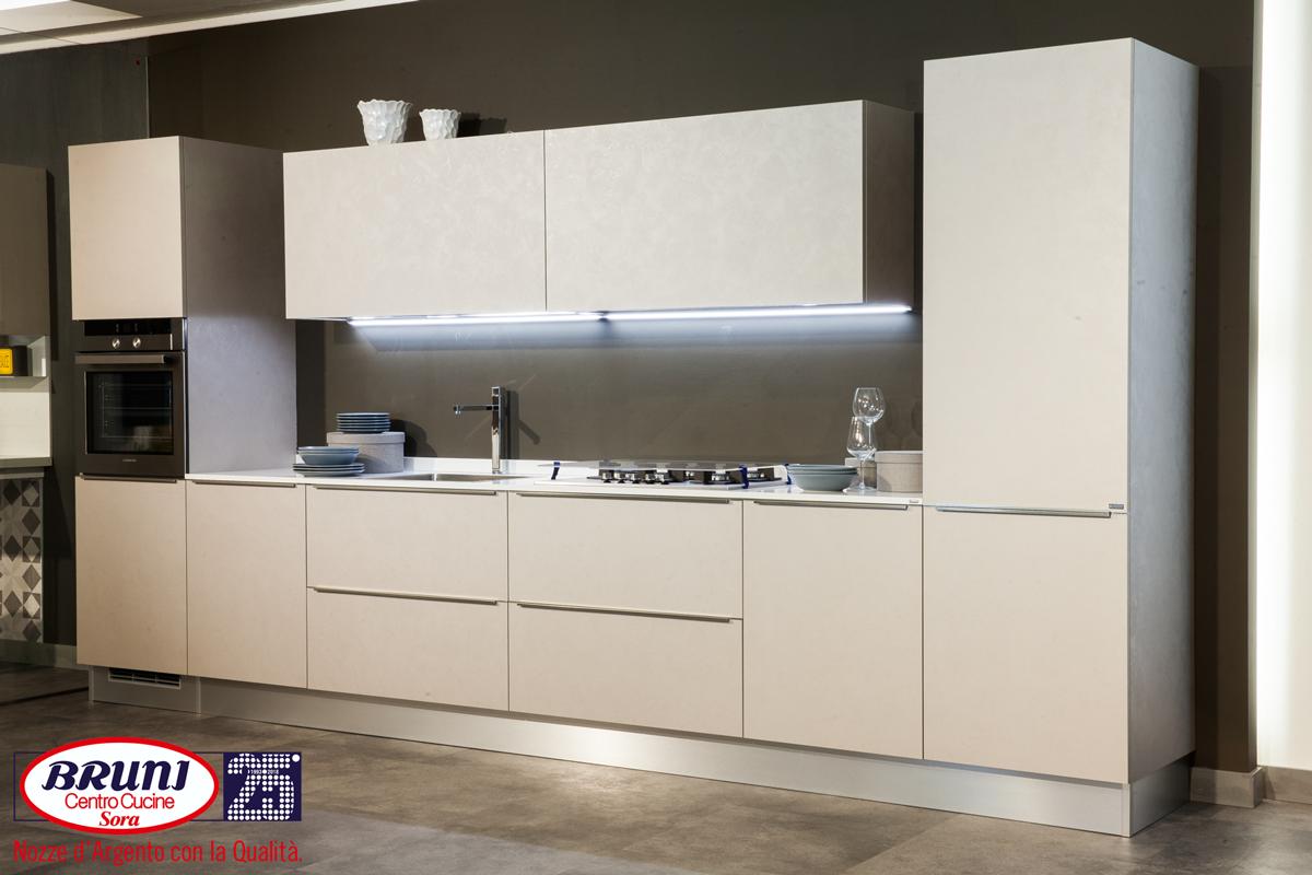 Alzatina Alluminio Per Cucina finitura cucina: decorativo sp.2,2 cm vertigo scav.864