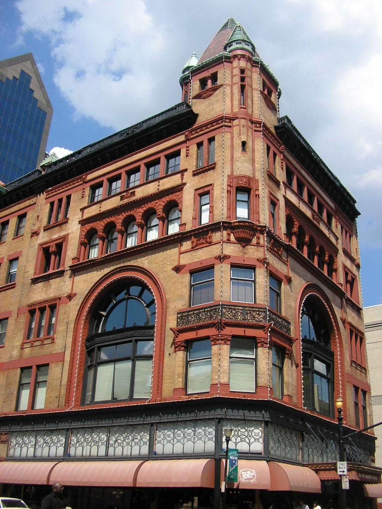classic architectural buildings. Fabulous Classic Architectural Buildings Design Inspiration Has  Architecture - Levy Building Downtown Louisville Classic Architectural Buildings