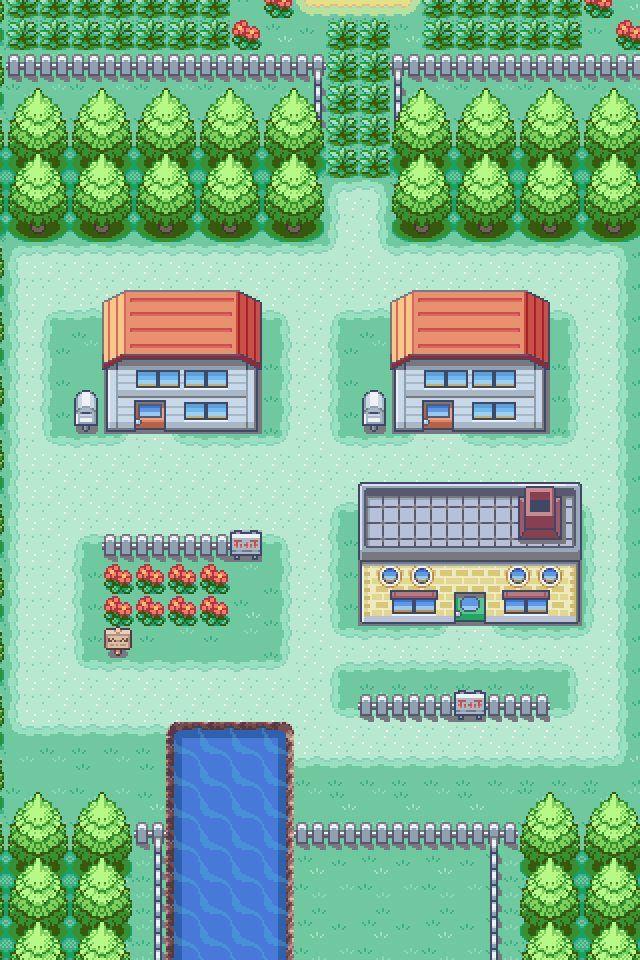 Mapa Pokemon Rojo Fuego.Wallpaper Pokemon Ruby Sappire Emerald Pokemon