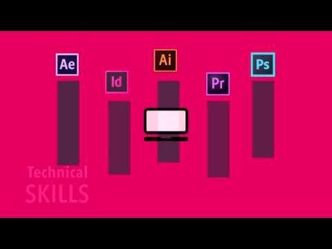2) Motion Graphics - Resume - YouTube Kinetic Typography - motion graphics resume