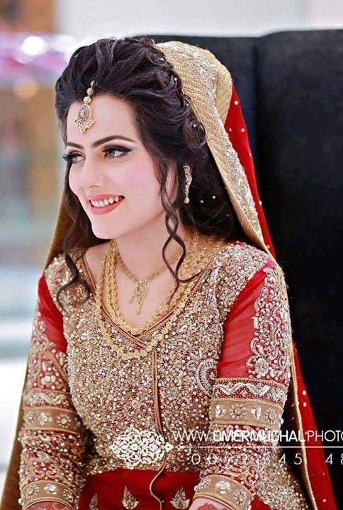 Pin By Aysha Yunas On Hairstyles Pakistani Wedding Dresses Wedding Hairstyles Pakistani Wedding Hairstyles