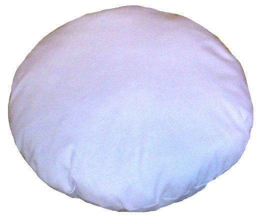 "35/""Large Round Mandala Meditation Floor Pillows shams with Inner inserts filler"