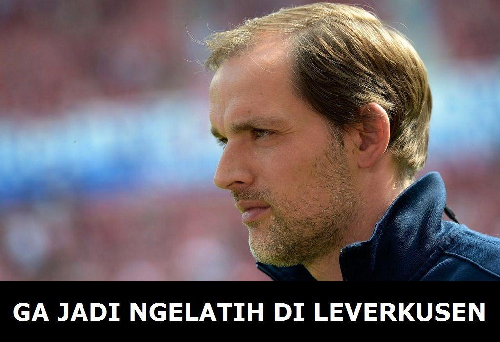 Thomas Tuchel Tak Jadi Ambil Peran Pelatih Di Bayer ...