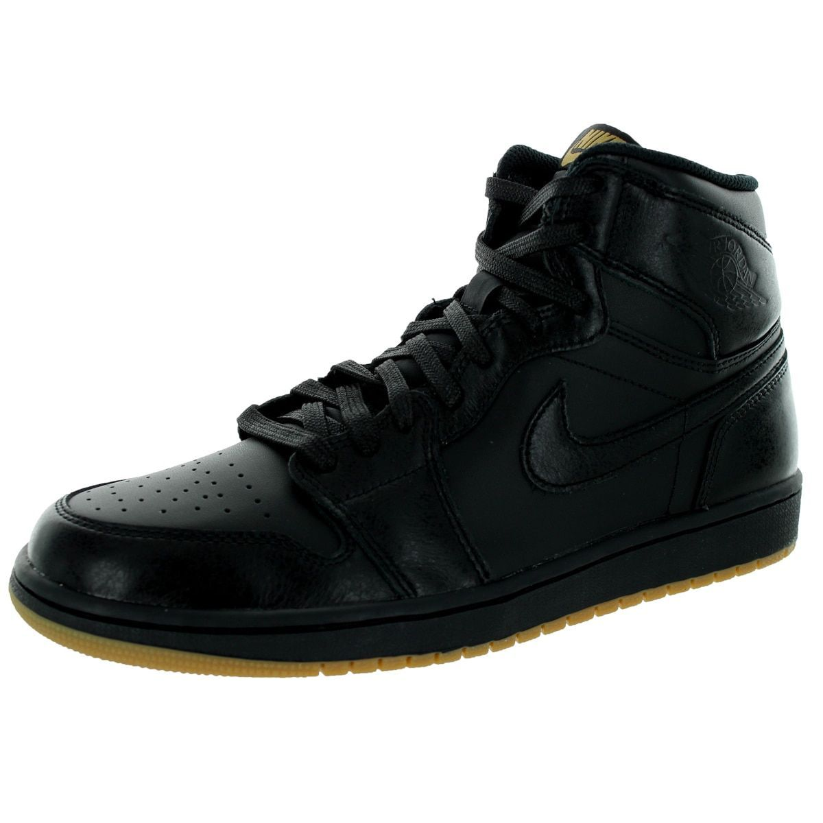 65b20ce53dc32 Nike Men's Air Jordan 1 Retro High OG Basketball Shoe Basketball ...