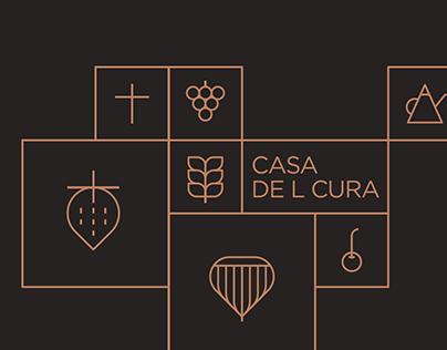 """다음 @Behance 프로젝트 확인: """"Casa de L Cura"""" https://www.behance.net/gallery/25909331/Casa-de-L-Cura"""
