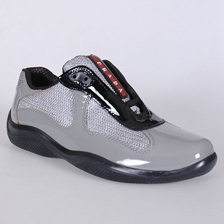 Prada Grey & Technical Sneakers 8bQdTCNuYb