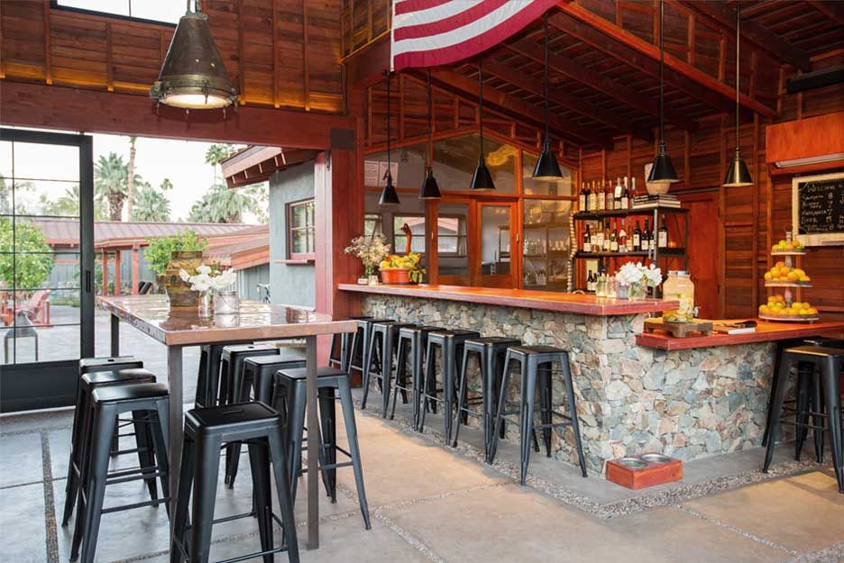 Sparrows Lodge Palm Springs Restaurants Chill Restaurant Mexican Style Kitchens