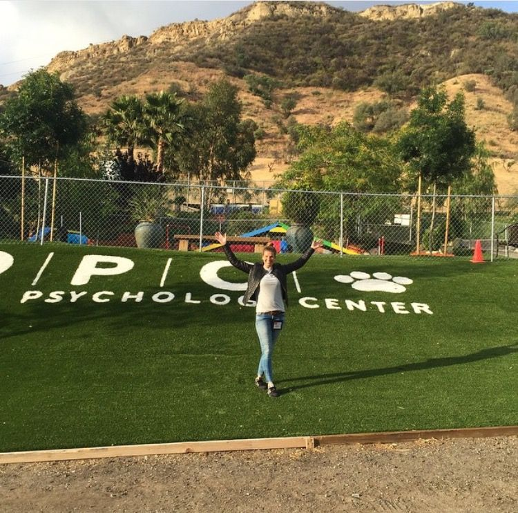 We Love This Picture Of Annie At The Cesar Millan Dog Psychology
