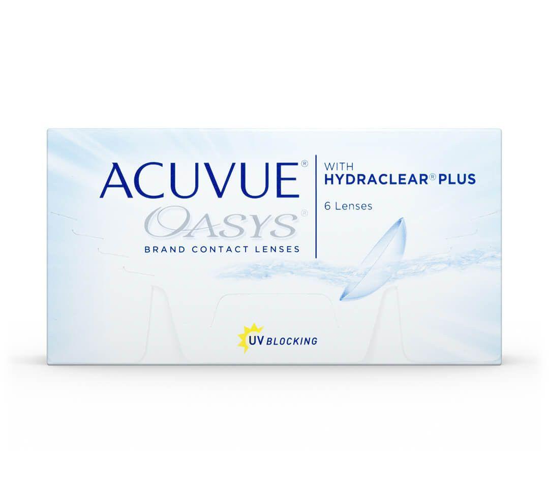 Acuvue Oasys Krijgen Goede Recensies Personal Care