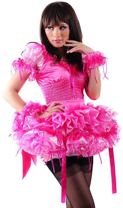 Cristal Luxury French Maid Uniform | Bimbos | French maid uniform