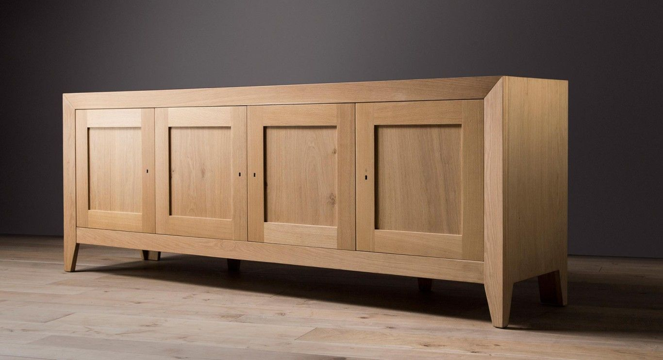 new concept cbf1d 6a7c5 Europa Sideboard in Natural French Oak | - SIDEBOARDS ...