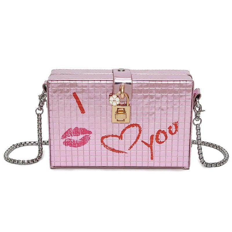 bf15c23816 RoseGal -  Rosewholesale Chain Crossbody Bag - AdoreWe.com