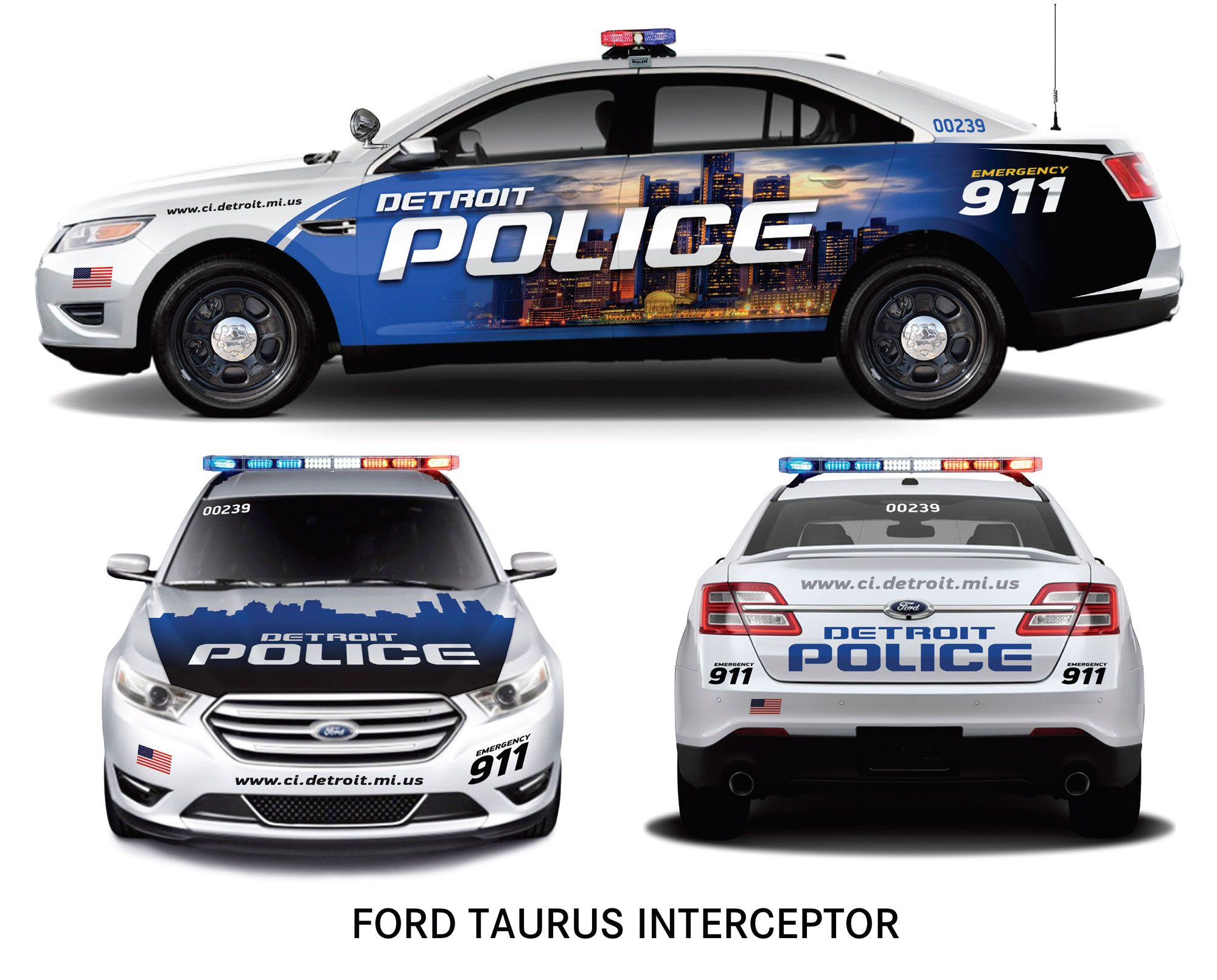 The Ford Taurus Cop Car From Us Cood This Replace Fg Falcon