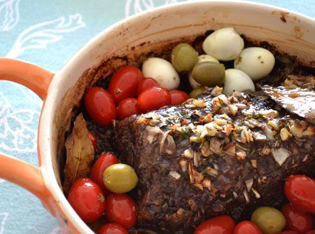 Receita de Carne Assada B�sica - Veja mais em: http://www.cybercook.com.br/receita-de-receita-de-carne-assada-basica.html?codigo=2974