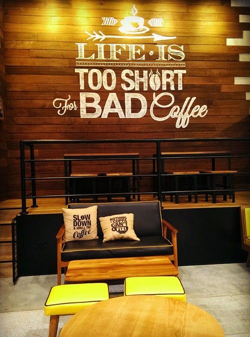 Joe Dough Cafe 277 Orchard Road 01 10 Orchard Gateway Tel 6702 4656 Mon Sun 10 30am 10 30pm Bad Coffee Cafe Coffee Poster