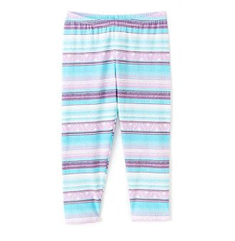 599f7984800a27 Miss Attitude Girls' 7-16 Printed Capri Leggings | Products | Capri ...