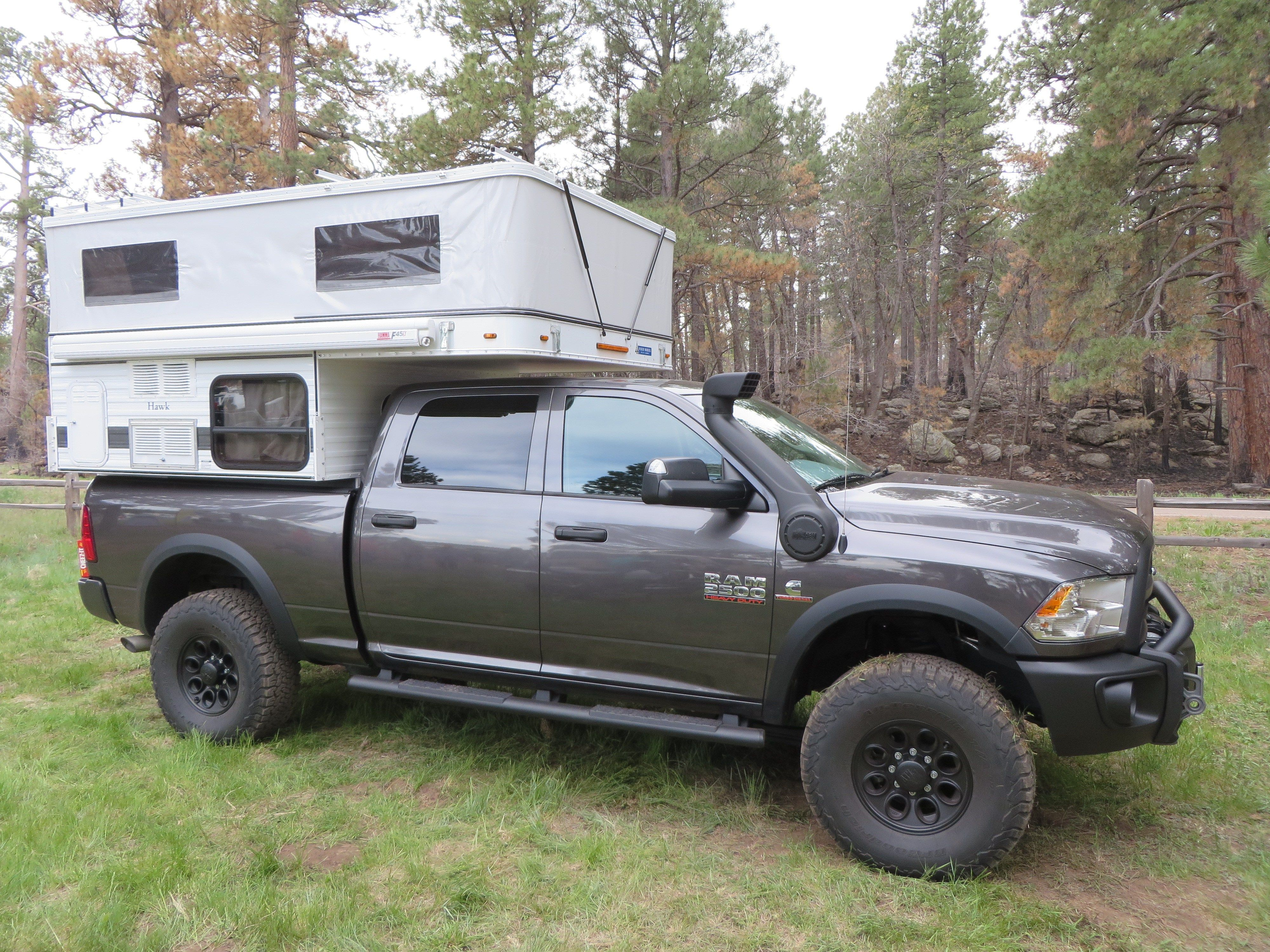 Building A Great Overland Expedition Truck Camper Rig Truck