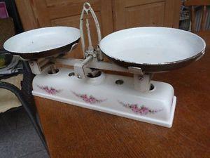 Antike Küchenwaage ~ Antike waage shabby true vintage küchenwaage produkte vintage