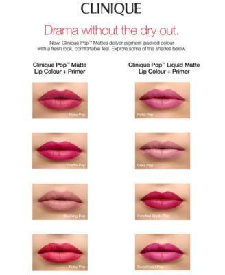 Pop Matte Lip Color + Primer, 0.13 oz