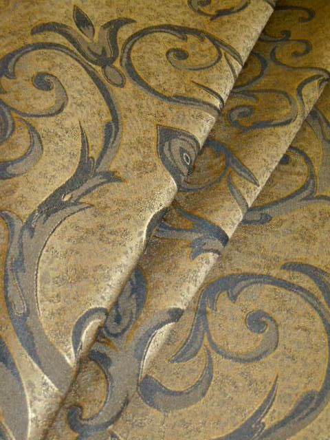 Closeout Damask Jacquard Pattern Province Furniture Upholstery Fabric,  Color Metal, Polyester Durability, Another Texas Closeout Acquisition, From  Our Erie ...
