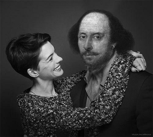 William Shakespeare & Anne Hathaway