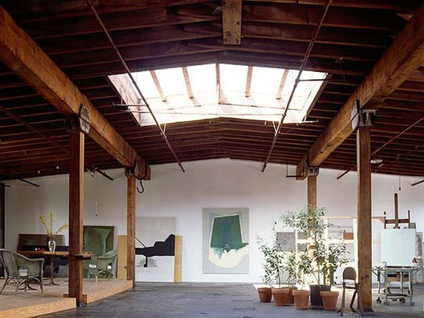 Oooh imagine this as a studio space!
