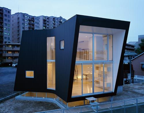 designed by Shigeru Kuwahara