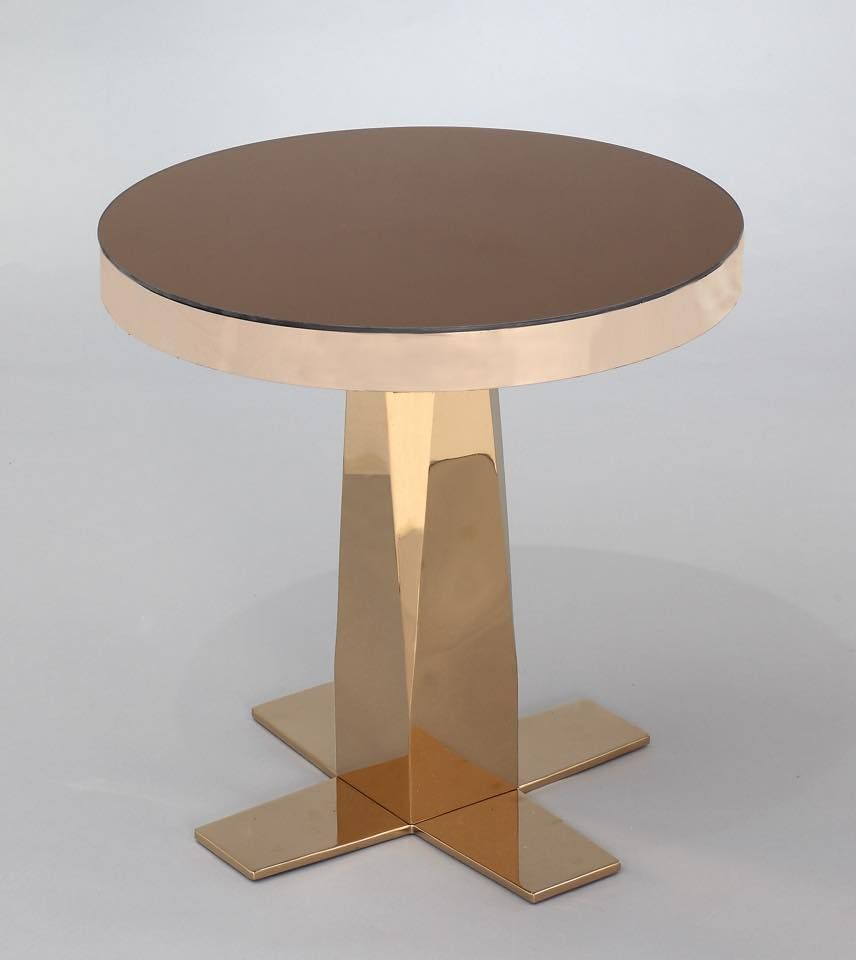 Table Basse Cuivre Les Coulisses Deco Home Decor Furniture Et Decor