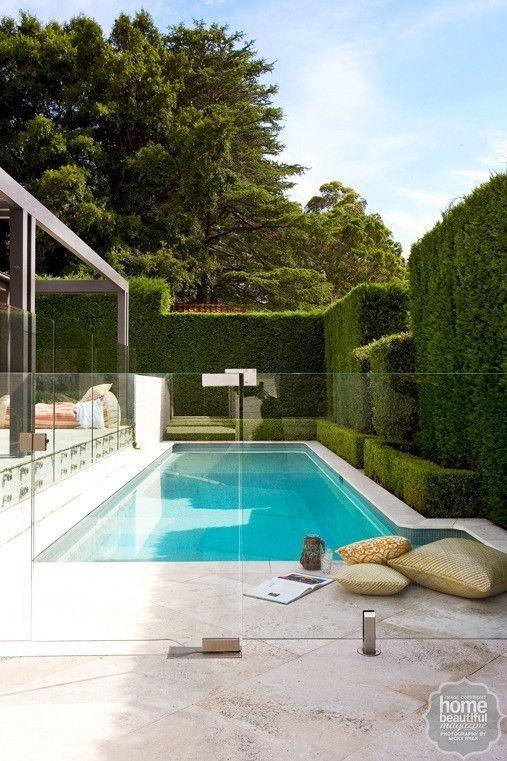 Outdoor Inspiration: Beautiful Backyard Pools