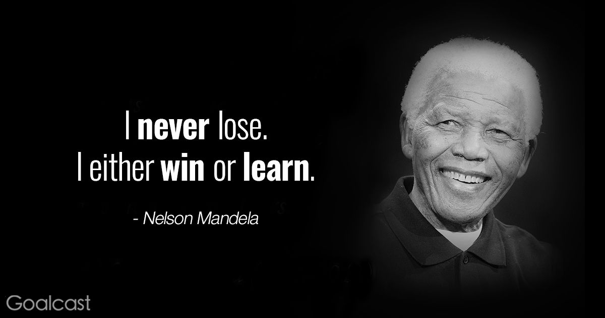 Nelson Mandela Quotes Endearing The Top 10 Quotes To Motivate You To Never Give Up  Pinterest