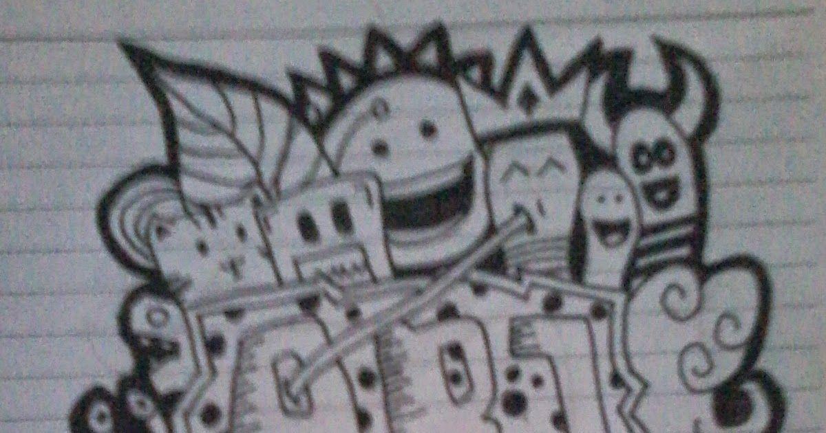 12 Gambar Tulisan Doodle Aisyah Gambar Doodle Nama Nurul