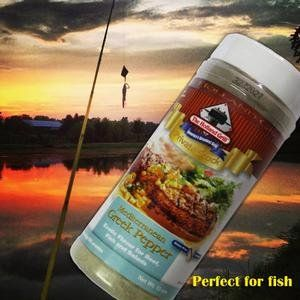 Authentic The Holland Grill Private Stock Mediterranean Greek Pepper Seasoning - New