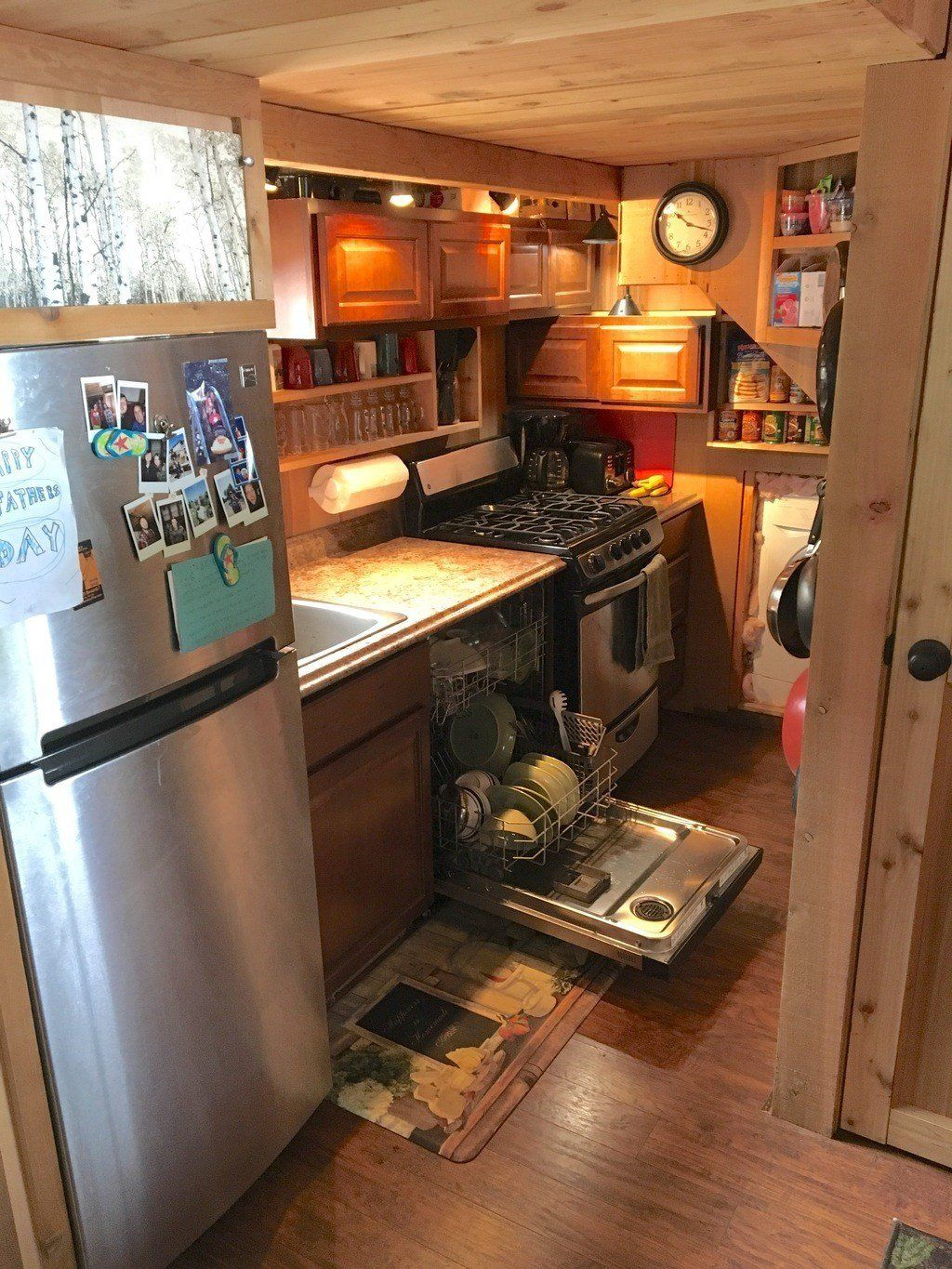 Tiny House Listings Tiny Houses For Sale And Rent Outdoor Kitchen Appliances Kitchen Kitchen Design