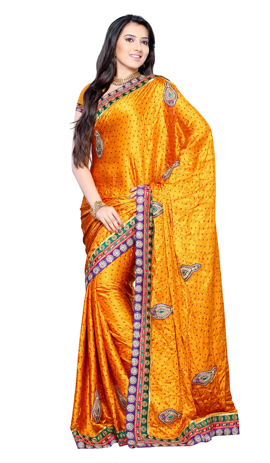 Indian Saree Model Png File By Theartist100 On Deviantart Saree Models Saree Indian Sarees