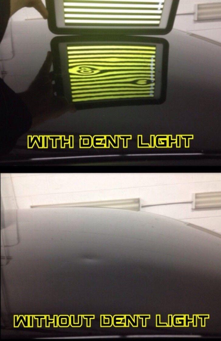 Paintless Dent Repair Light Board App Repair Dent Repair Light Board