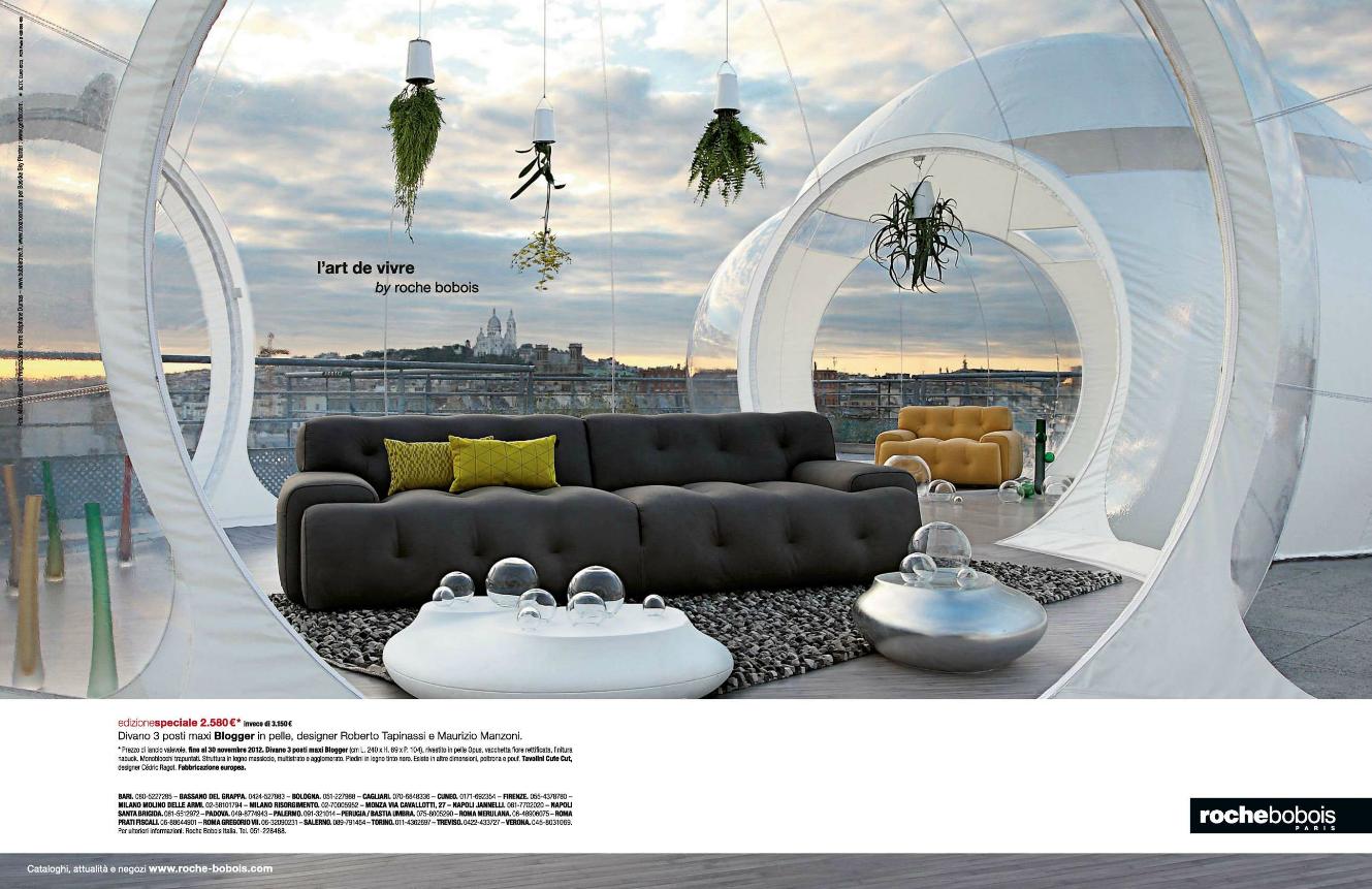 roche+bobois | roche bobois | Designer couch, Couchtisch ...