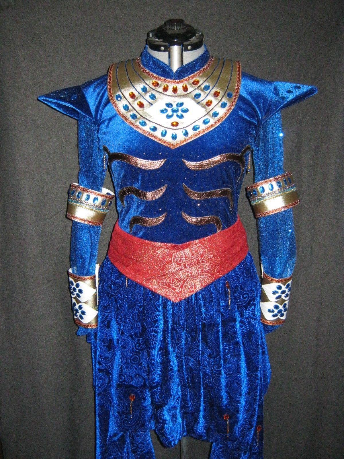 Disney Aladdin Genie Fancy Dress Costume