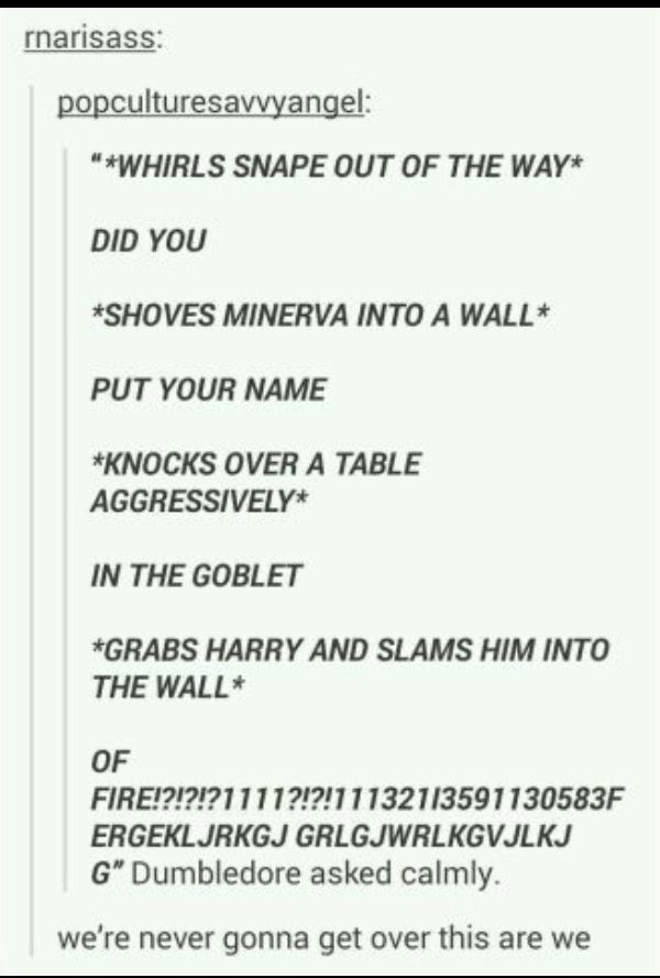 Nope Never Letting It Go Harry Potter Tumblr Posts Harry