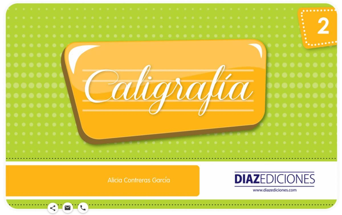 Caligrafía 2  - made with simplebooklet.com